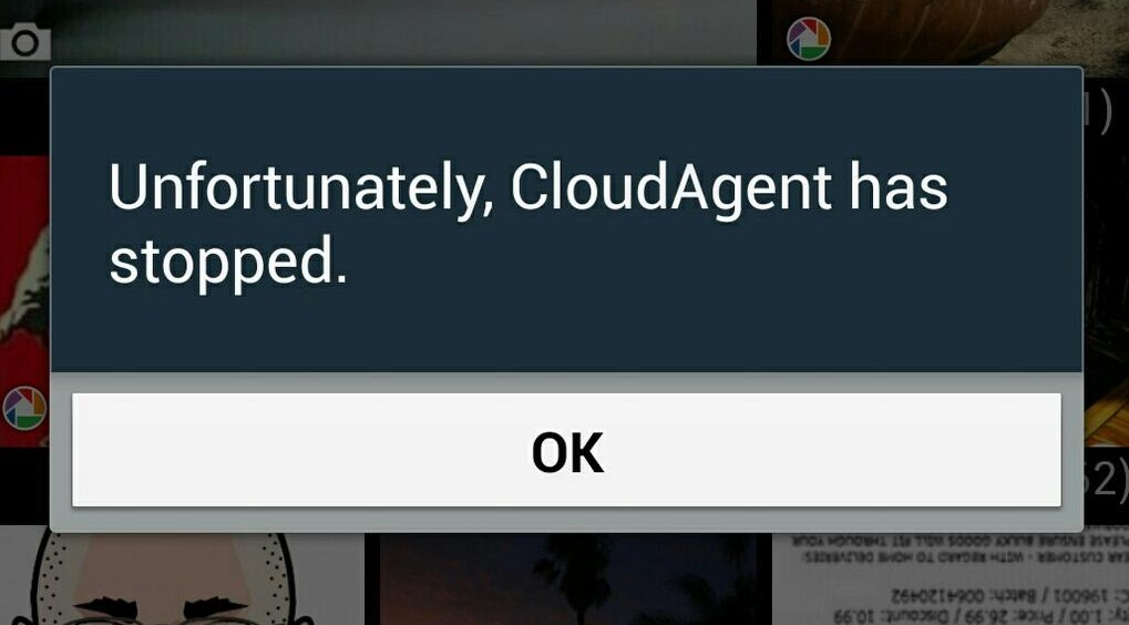 Unfortunately CloudService has stopped